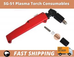 SG-51 Plasma Torch Consumables
