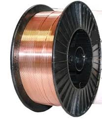 roll of mig wire
