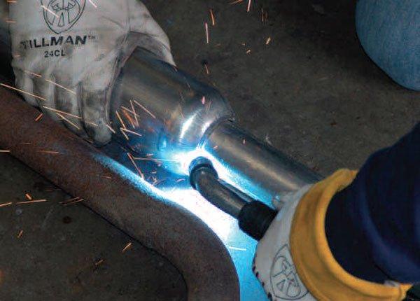 mig welding supplies